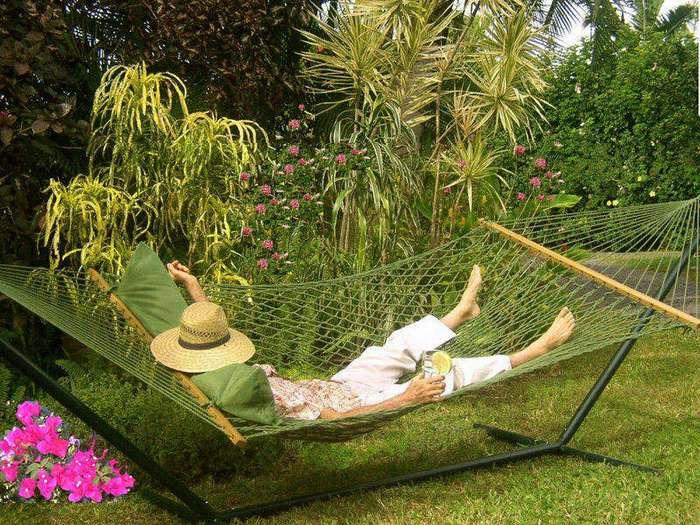 25 простых способов сделать дачу идеальным местом для отдыха