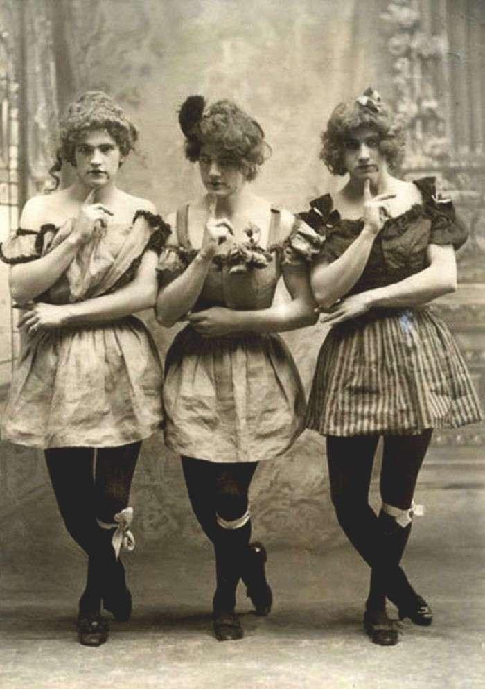 25 редких забавных фотографий викторианской эпохи