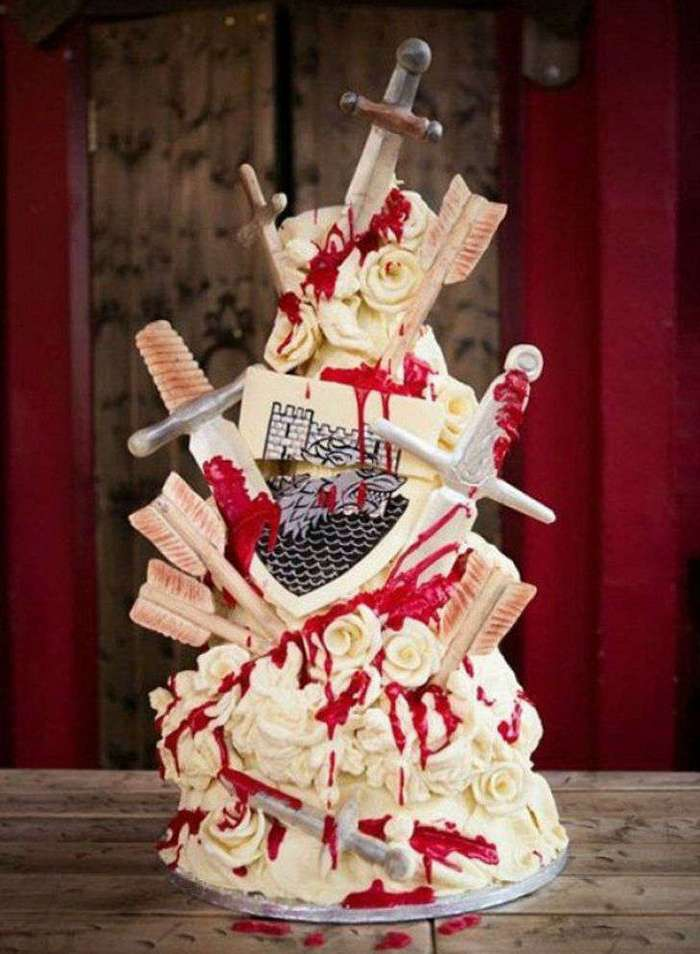 Худшие свадебные торты, которые доведут до слез любую невесту