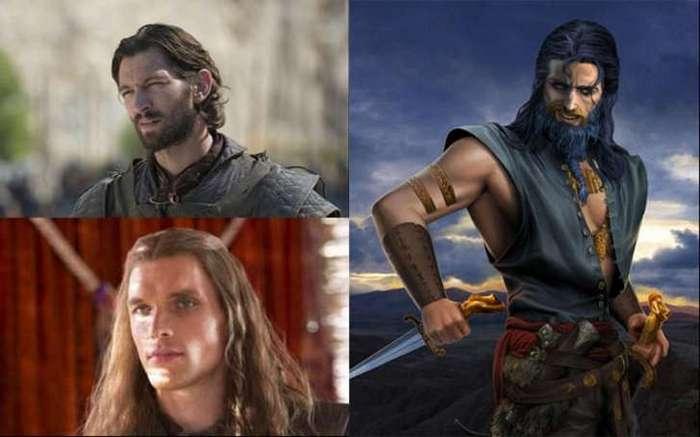 Как отличаются герои «Игры престолов» в сериале и в книгах