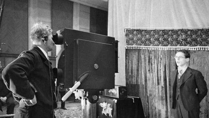 Сталин-TV: как выглядело советское телевидение в сталинские времена