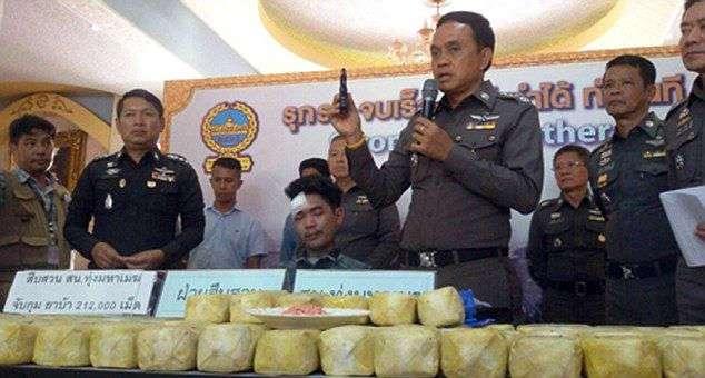 Тайский гангстер захотел побольше френдов в Фейсбуке и