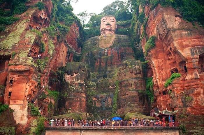 5 древних шедевров, высеченных из скал