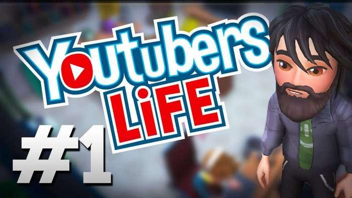 [Youtubers Life Прохождение] Начало карьеры на Youtube | #1