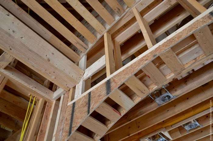 Как строят дома в США?