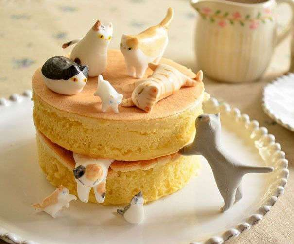 65 самых необычных и очаровательных японских сладостей
