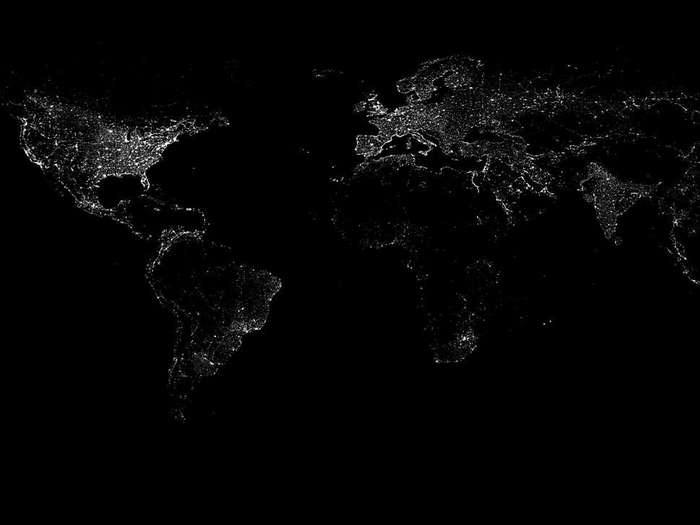6 удивительных вещей, созданных человеком, которые можно увидеть из космоса