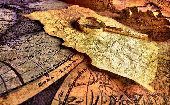 5 мест, где вы гарантированно найдете сокровища