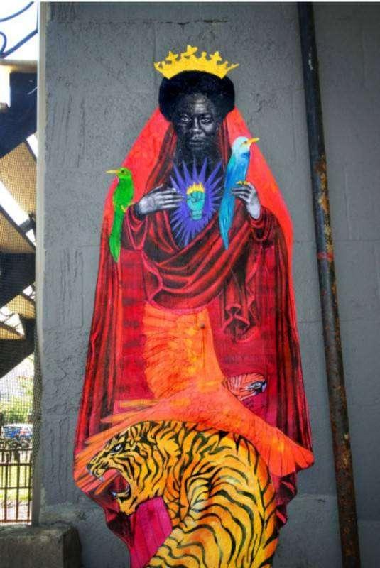 Искусство или высокохудожественный вандализм?