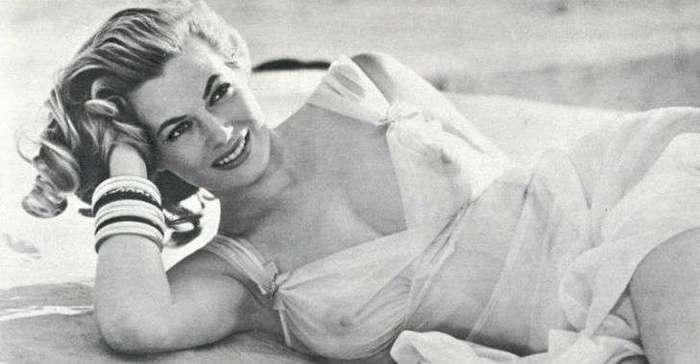 «Сладкая жизнь» шведской Мэрилин Монро