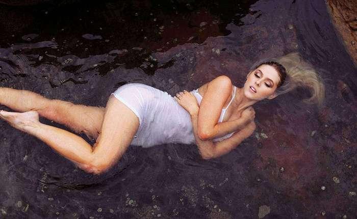 Изабель Грей: сон в летнюю ночь