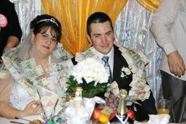 Фотографии с русских свадеб