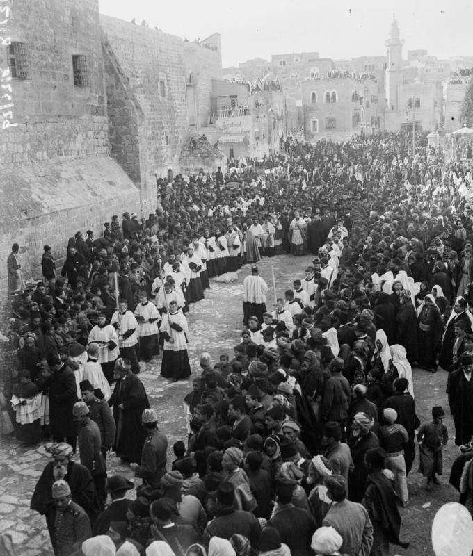 Как выглядел Иерусалим в последние дни турецкого владычества