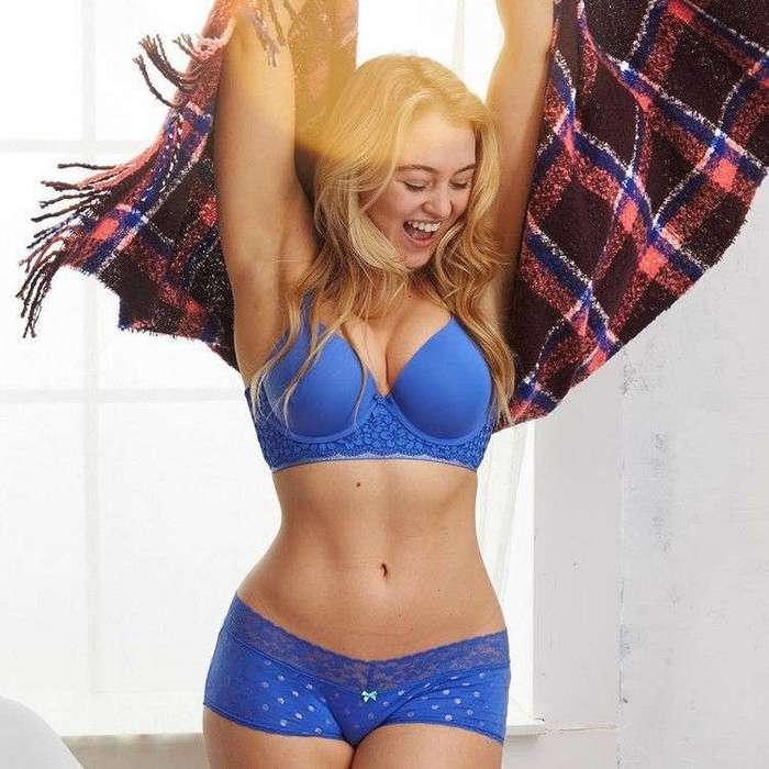 У Victoria's Secret появился конкурент, который производит белье для обычных женщин