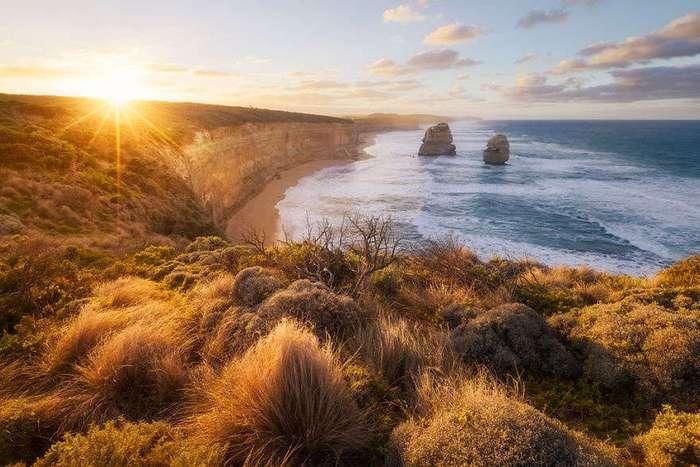 Фотограф потратил 3 года, путешествуя по миру, чтобы поймать солнце