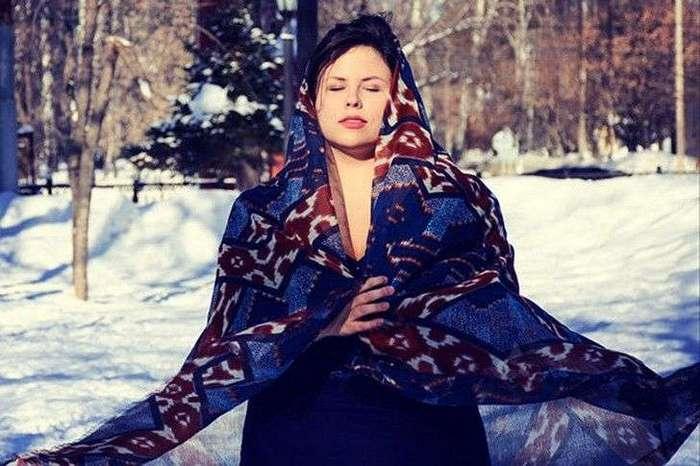 20-летняя студентка стала самой красивой толстушкой в России