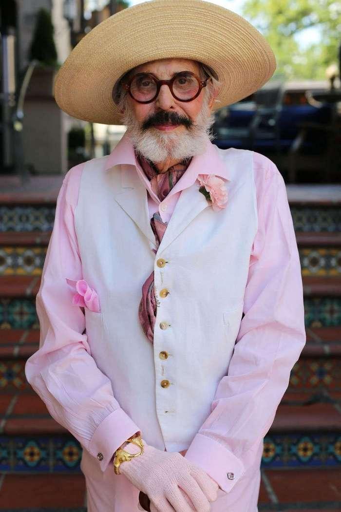 К черту вашу старость: самые стильные пожилые люди мира