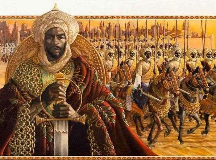 Манса Муса — самый богатый человек в истории