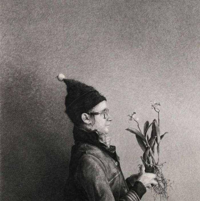 Карандашные шедевры, так похожие на черно-белые фотографии