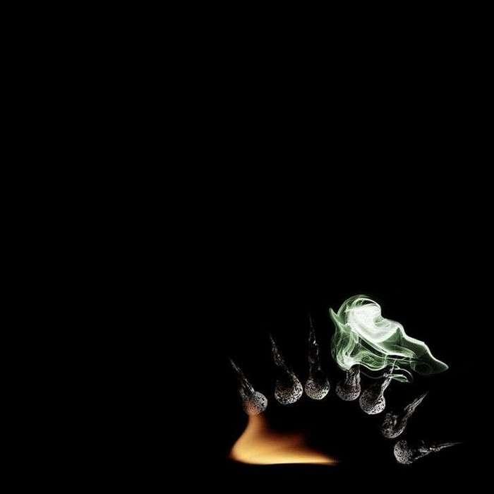 Игры со спичками: волшебные работы Станислава Аристова