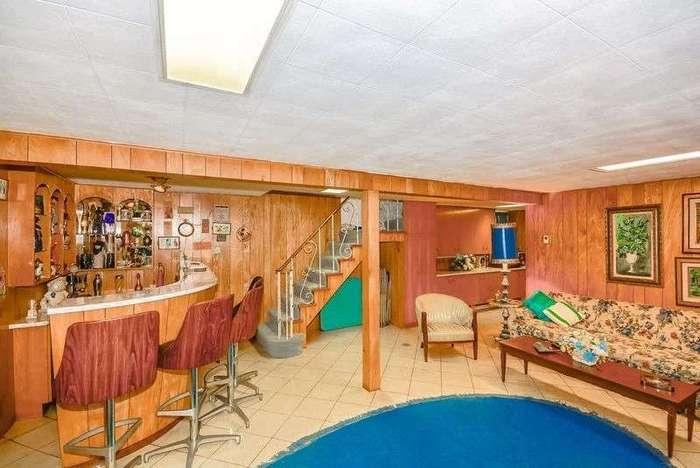 Этот дом не менялся внутри в течение 72 лет