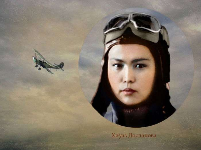 Герои Великой Отечественной войны в цветных фотографиях