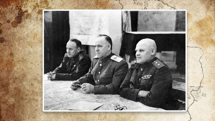 Взлёты и падения маршала Победы