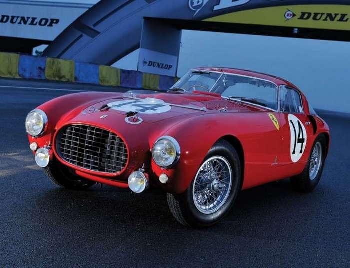 Самые редкие и дорогие Ferrari