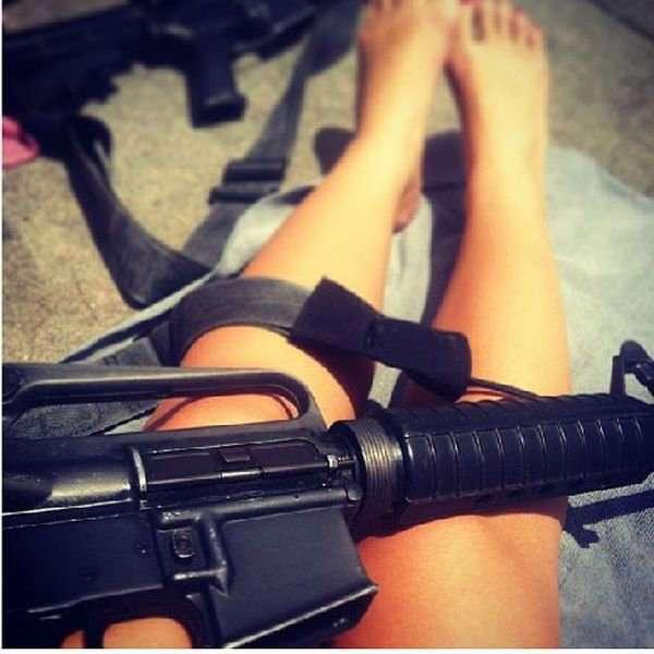 Вооружены и опасны, но чертовски привлекательны! (