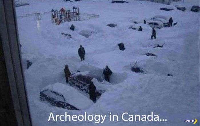 А тем временем в Канаде - 1