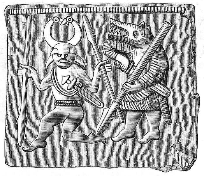 Воины-звери: как люди превращались в животных, чтобы побеждать в битвах