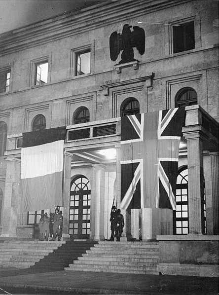 Архитектура Третьего рейха тогда и сейчас