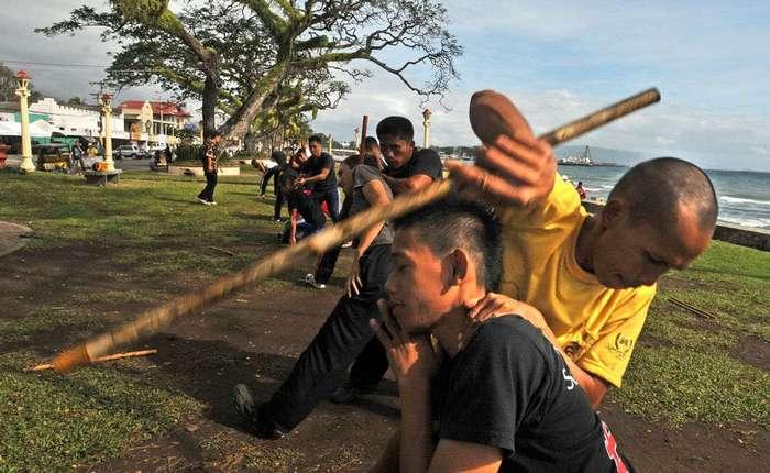 Арнис: филиппинское искусство побеждать