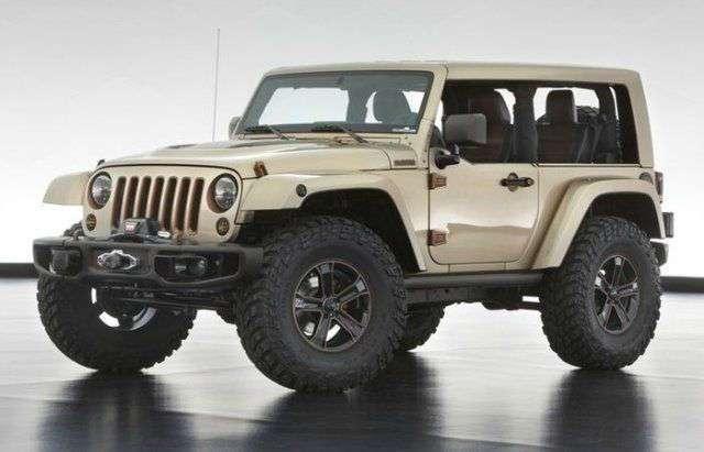 6 новых внедорожников Jeep, которые выедут на дороги в 2016 году