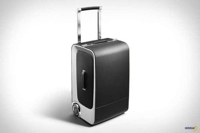 Багаж от Rolls-Royce для Rolls-Royce