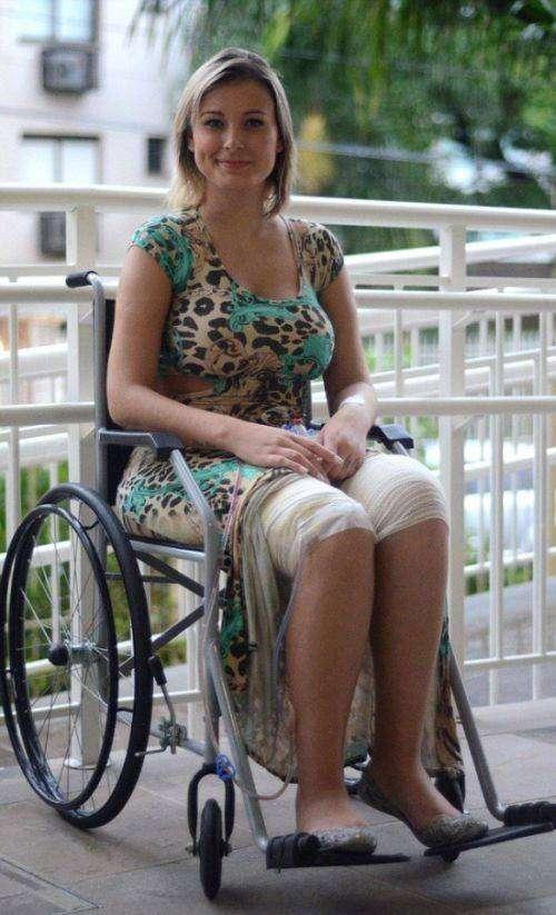 Андресса Урак и ее жертва ради победы в Miss Bumbum