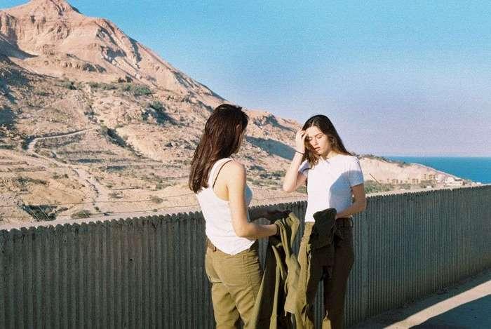 Что делают девушки израильской армии, когда не надо никого защищать