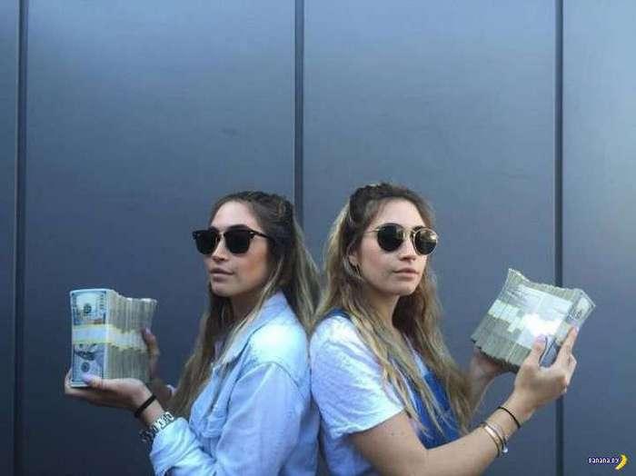 Бизнес-идея от близняшек