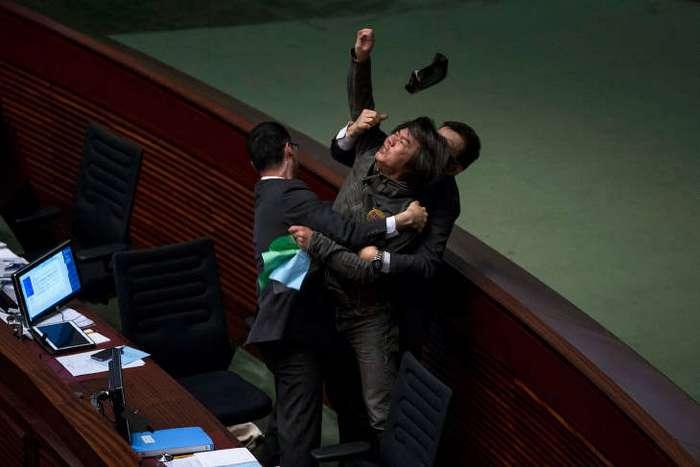 Бои политиков
