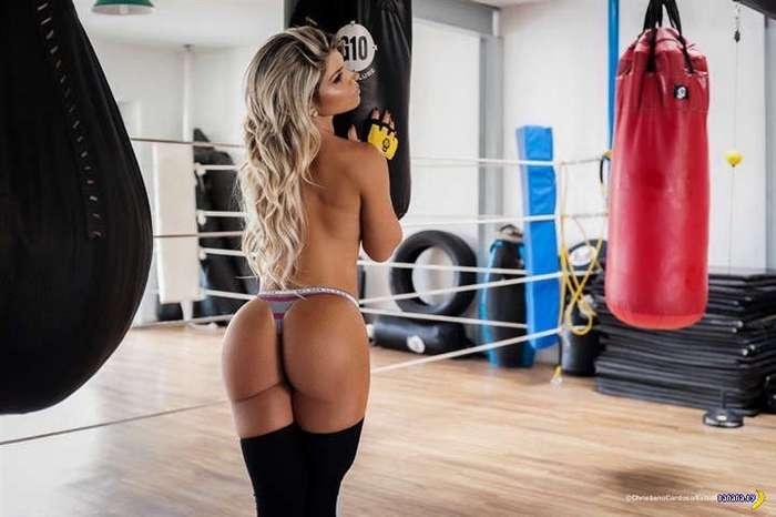 Бокс и груша