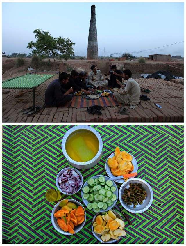 Что едят мусульмане во время Рамадана: удивительные фотографии ифтара 2016 со всего света
