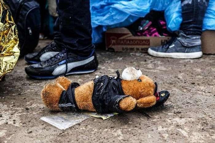 Что оставили беженцы там, куда уже никогда не вернутся