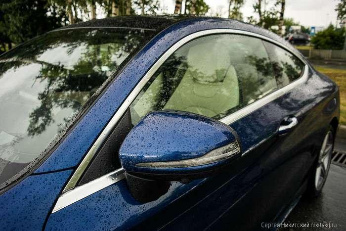 Чувственный Мерседес | C-Класс купе