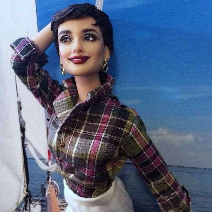 Этот художник создает безупречные кукольные копии знаменитостей