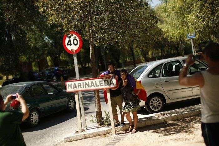 Город, в котором работают все, полиции - нет, а средняя зарплата - 1200 евро