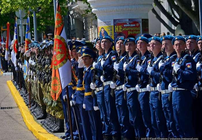 День Победы в Севастополе
