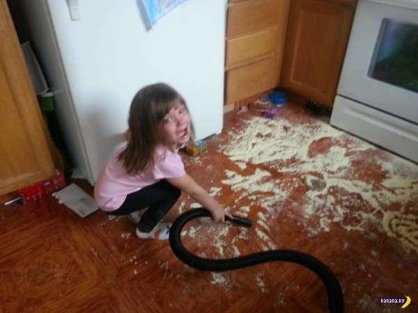 Дети и хаос