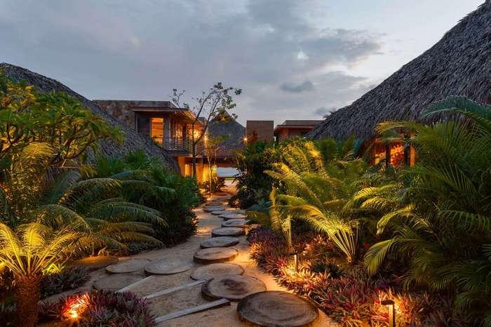 Дом на побережье Тихого океана