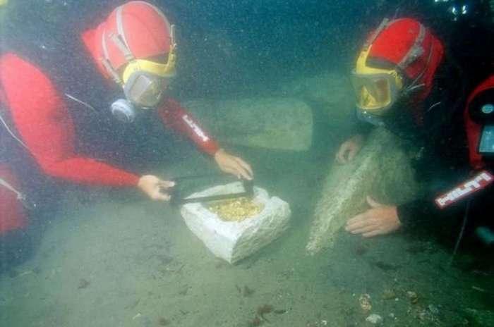 Древний Гераклион — город, потерянный под водой