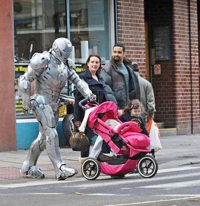 Ради детей можно пойти на всё папа, папа жжёт, прикол, родители, юмор